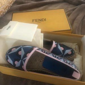 Authentic Fendi shoes